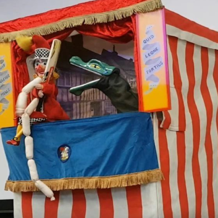 nook puppet shows uk